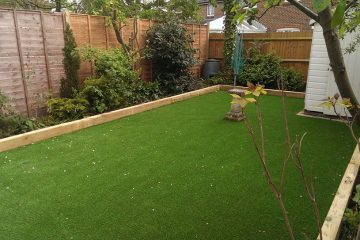 Turf and Borders
